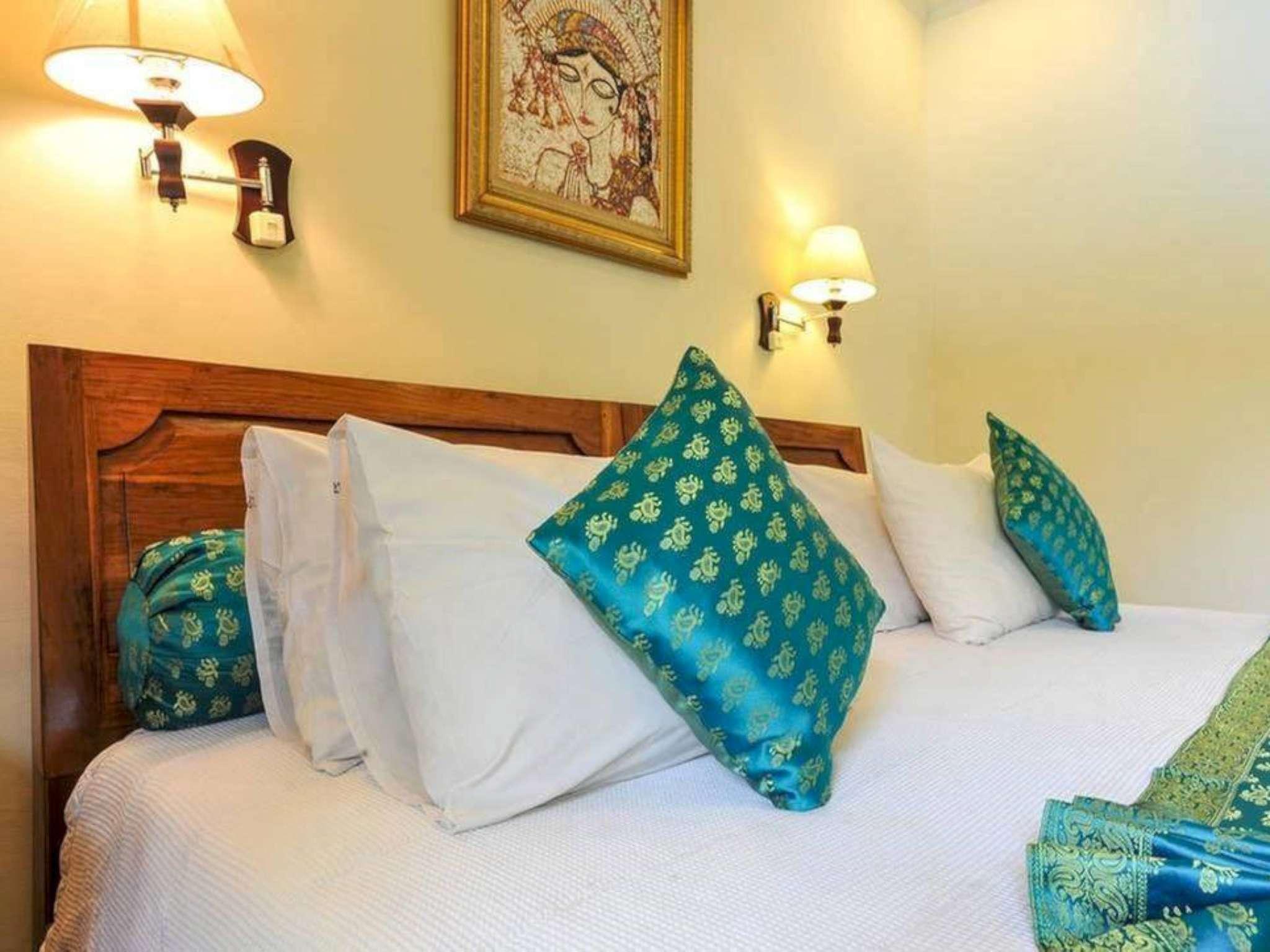 4 Bungalows At Ubud Royal Palace