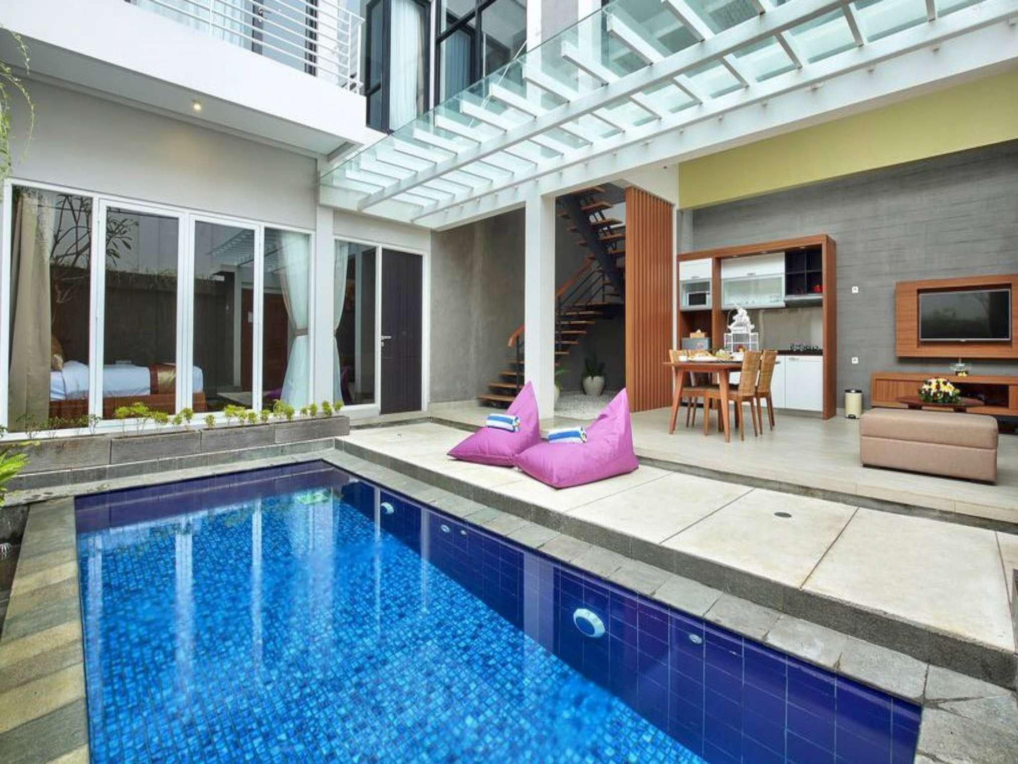 3 Bedroom Hill Villas Nusa Dua