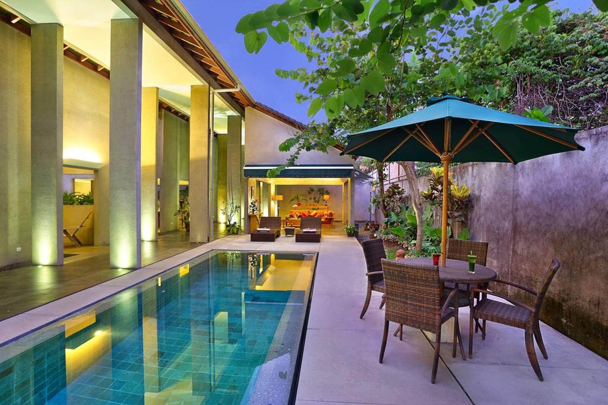 4 Bedroom Villa Maya Loka Seminyak Centre Reviews