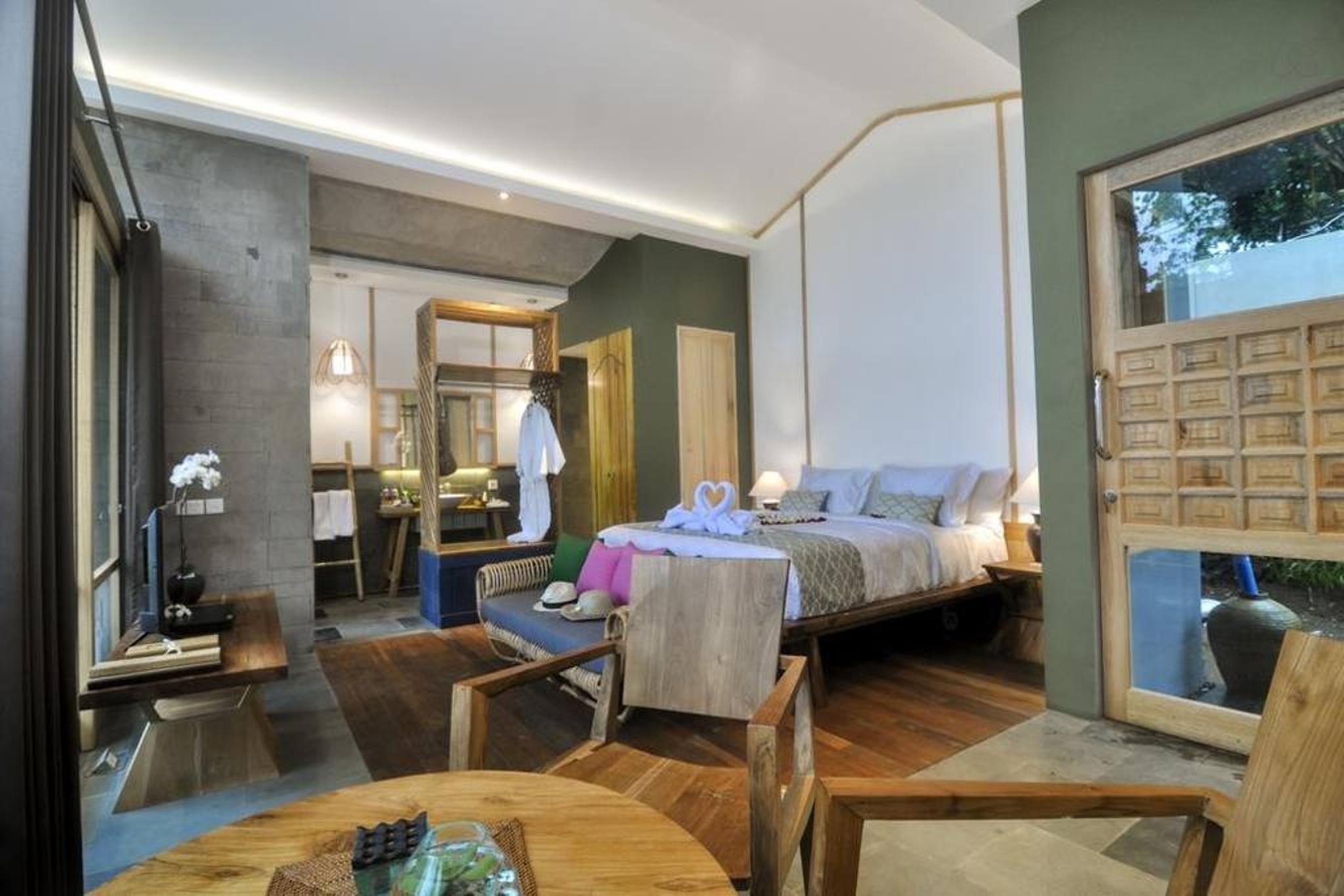 Review 1 BDR Terrace suite Villas at Ubud