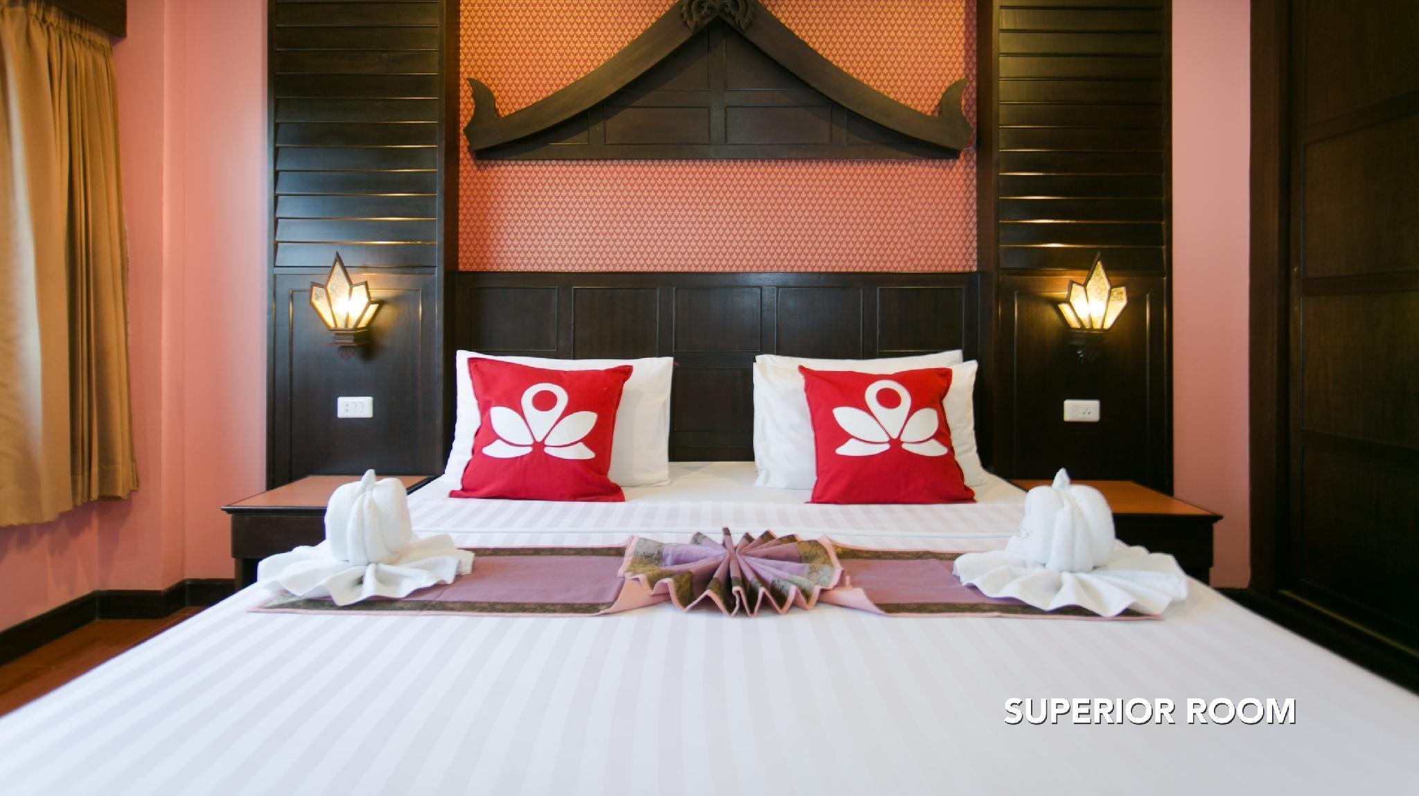 ZEN Rooms Nanai Soi 2 เซ็น รูม นาใน ซอย 2