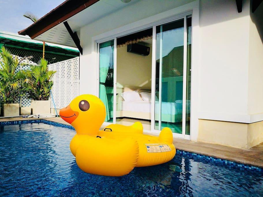 M Tropical Villa - East Pattaya M Tropical Villa - East Pattaya