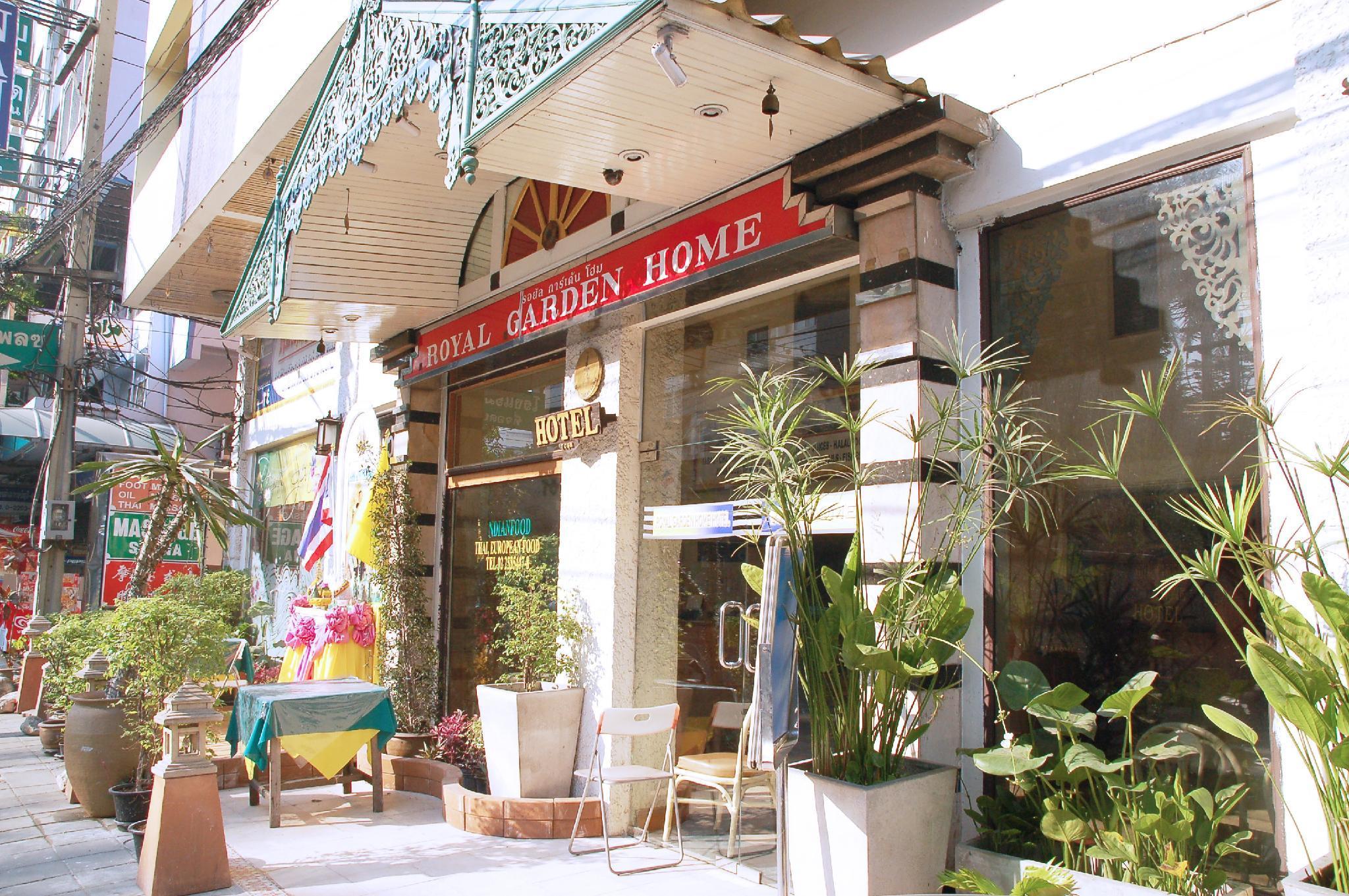 Royal Garden Home Hotel
