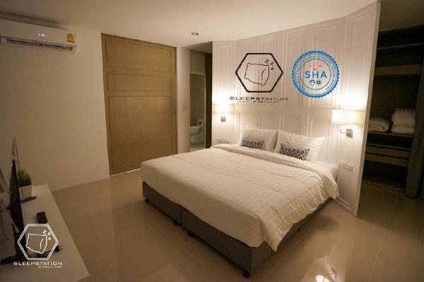 Sleepstation @pratunam Bangkok