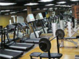 Eurobuliding Hotel Caracas - Fitness Room