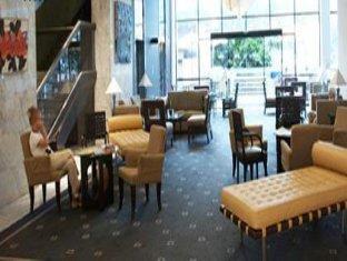 Eurobuliding Hotel Caracas - Lobby