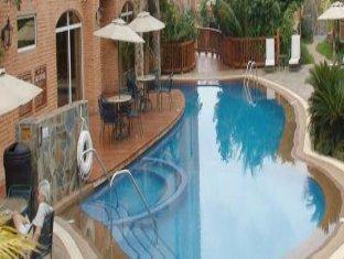 Eurobuliding Hotel Caracas - Swimming Pool