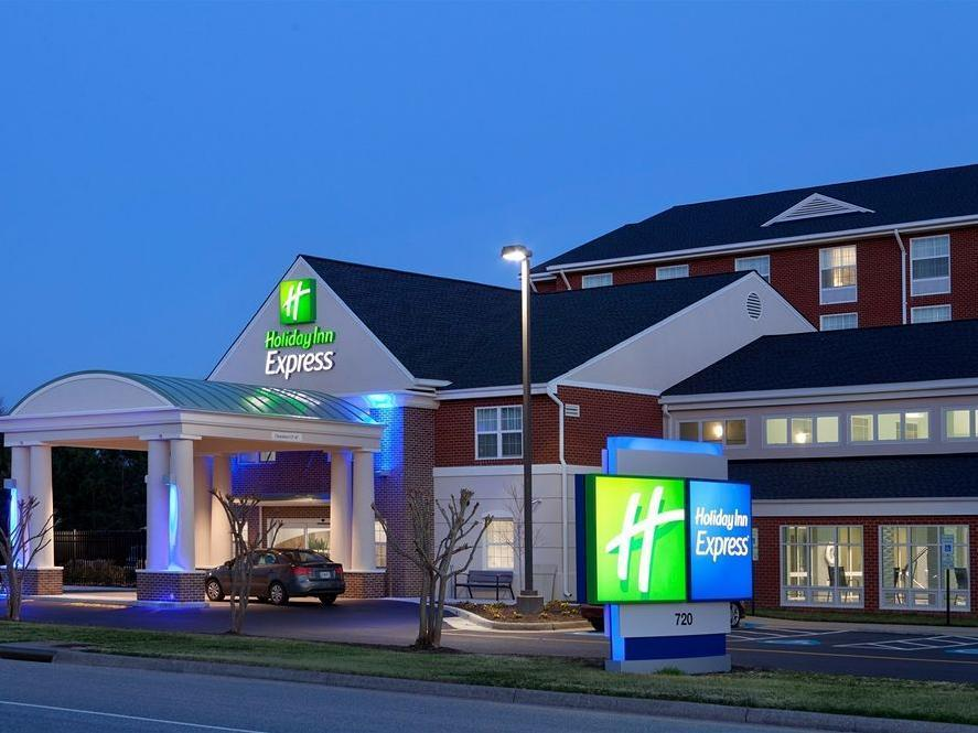 Holiday Inn Express Williamsburg North Reviews