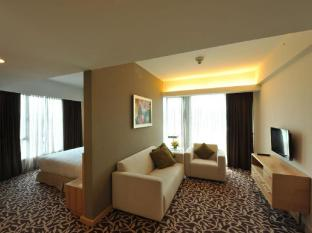 The Everly Putrajaya Hotel Kuala Lumpur - Executive Suite Living Room