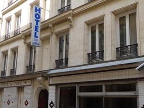 Hotel du Jura Paris
