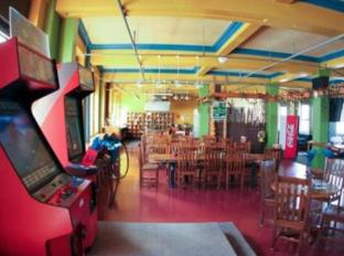 Wellywood Backpackers Wellington - Arcade Available