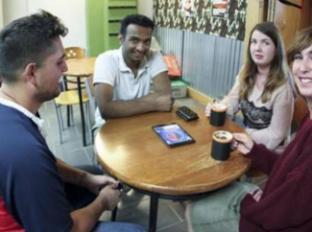 Wellywood Backpackers Wellington - Cafe