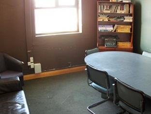 Wellywood Backpackers Wellington - Reading Room