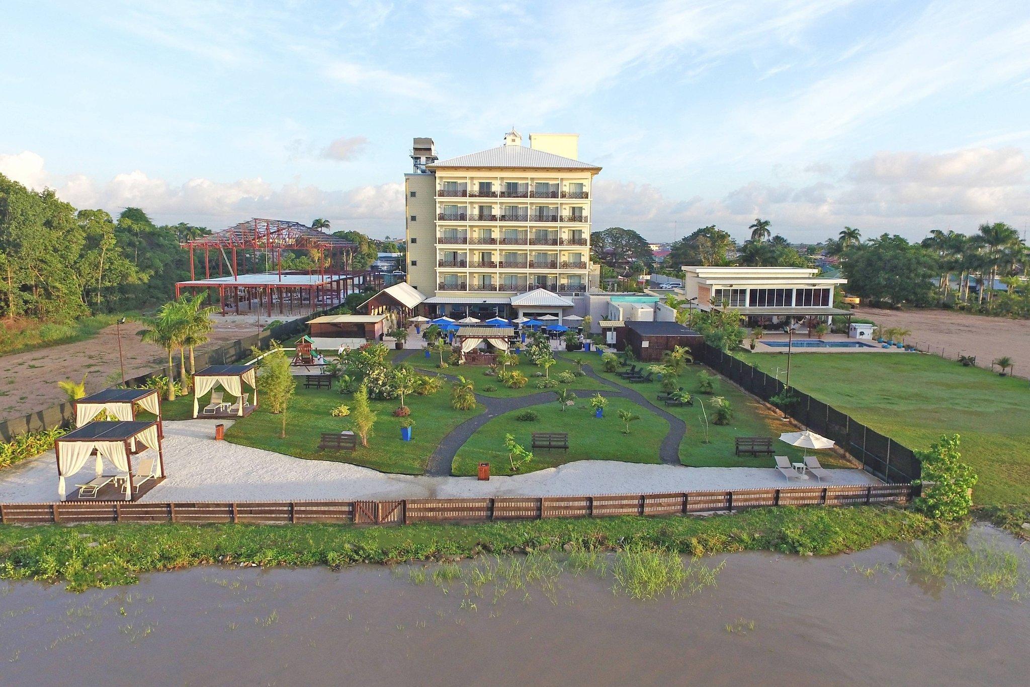 Courtyard Paramaribo
