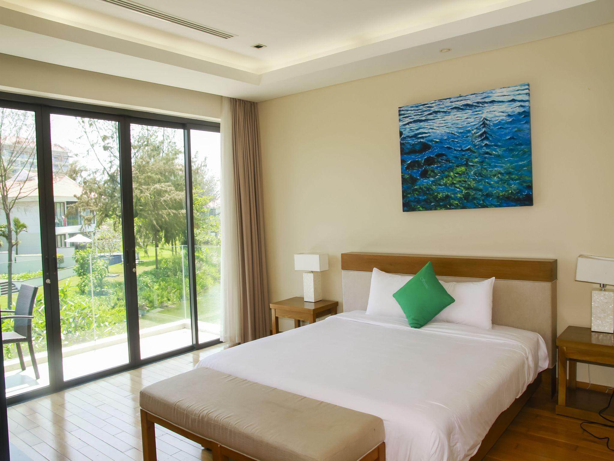 Pool Villa With 2BR At 5* Resort In Son Tra