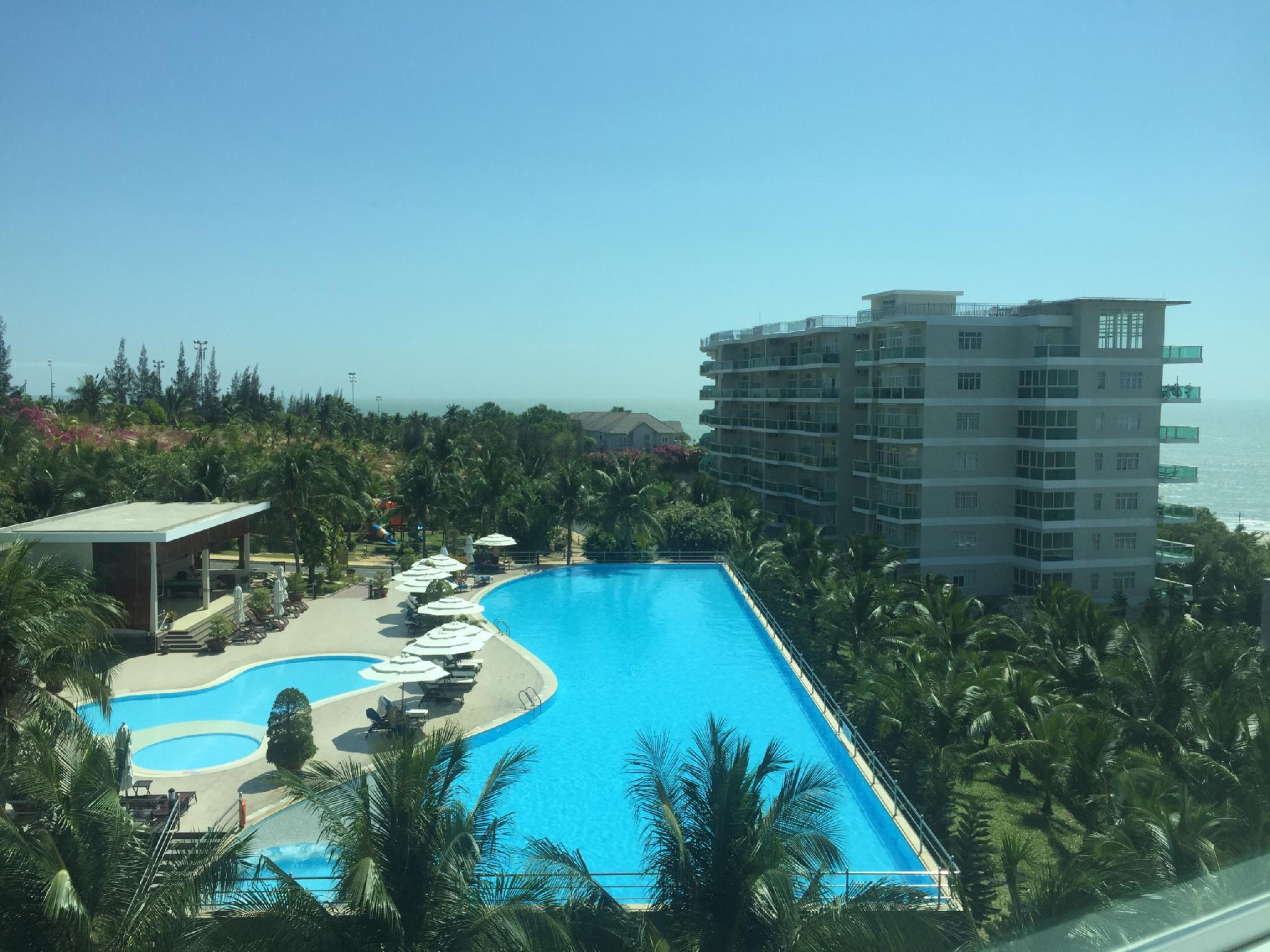 Sea View 3BR Apt In 5* Resort In Phan Thiet