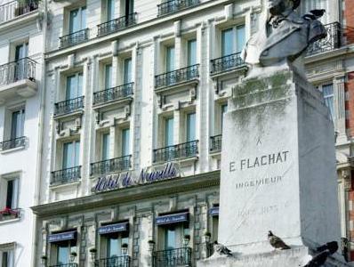 Hotel De Neuville Arc De Triomphe