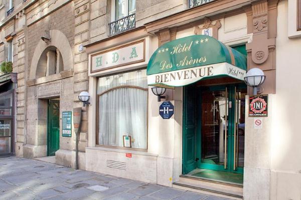 Hotel des Arenes Paris
