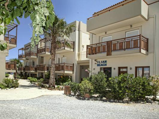 Ilian Beach And Apartments