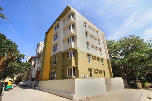 OYO 10379 Hotel Varcity Sapphire Bengaluru