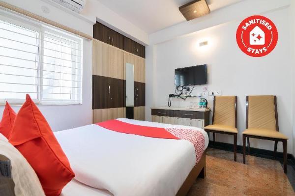 OYO 4428 Crystal Suites Bangalore
