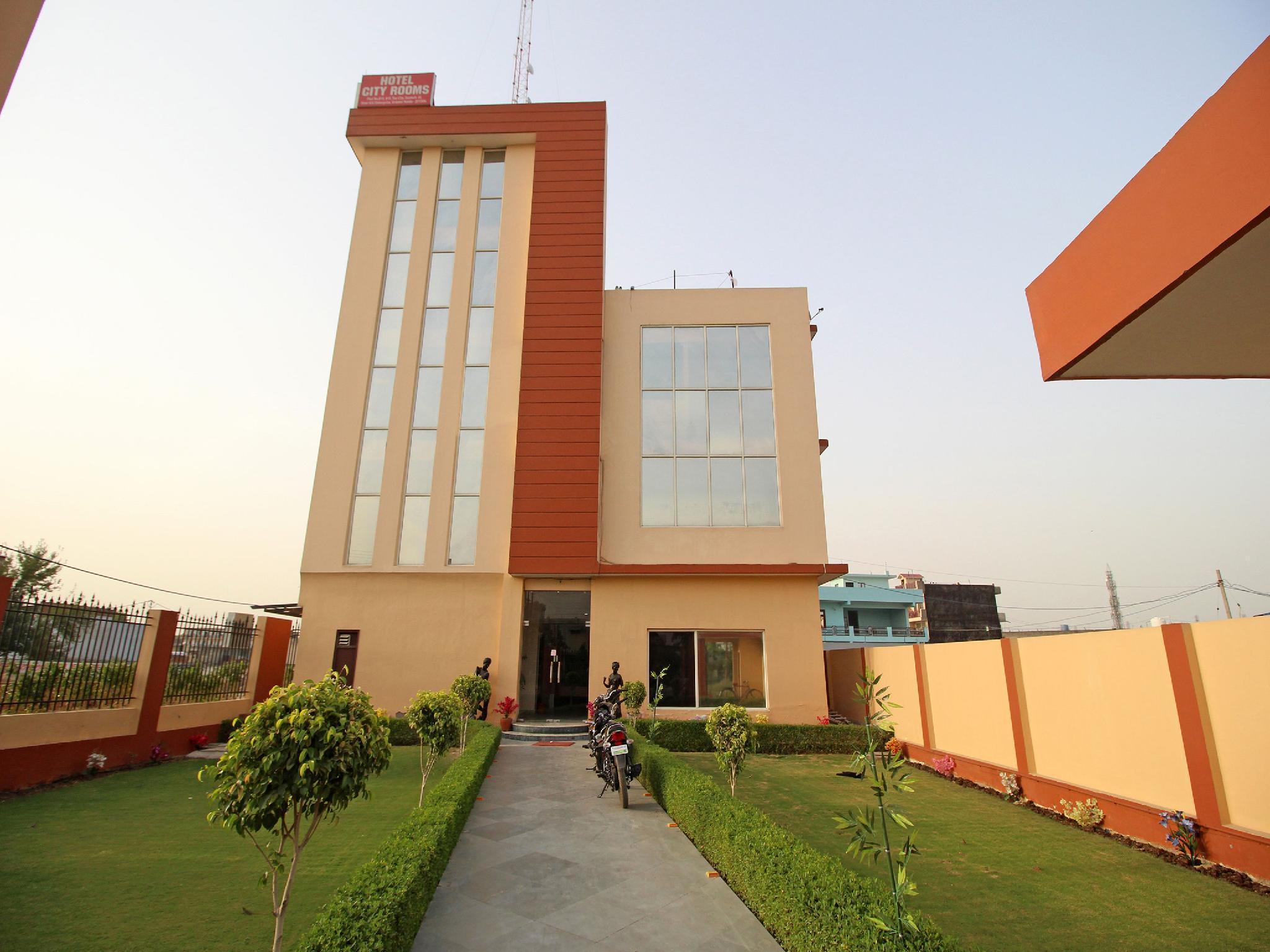 OYO 6343 Hotel City Rooms Greater Noida