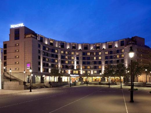 Novotel Paris Gare de Lyon Hotel