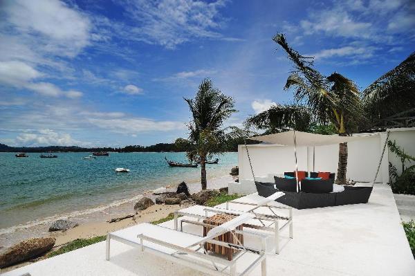 Beachfront Phuket Seaview Suites Phuket