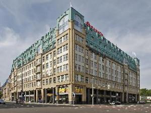 莱比锡市中心华美达酒店 (Ramada Hotel Leipzig City Centre)