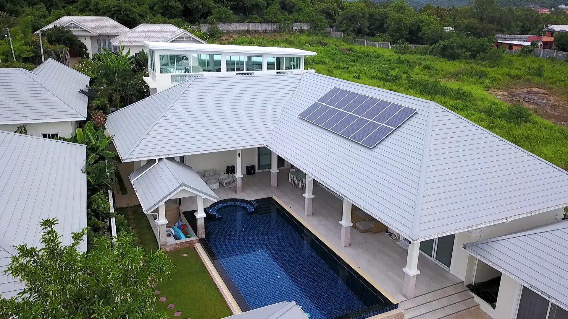 Sea Breeze Villas Hua Hin