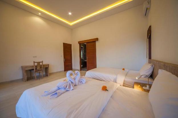 3 BR villa Ubud Hill 2/ new opening