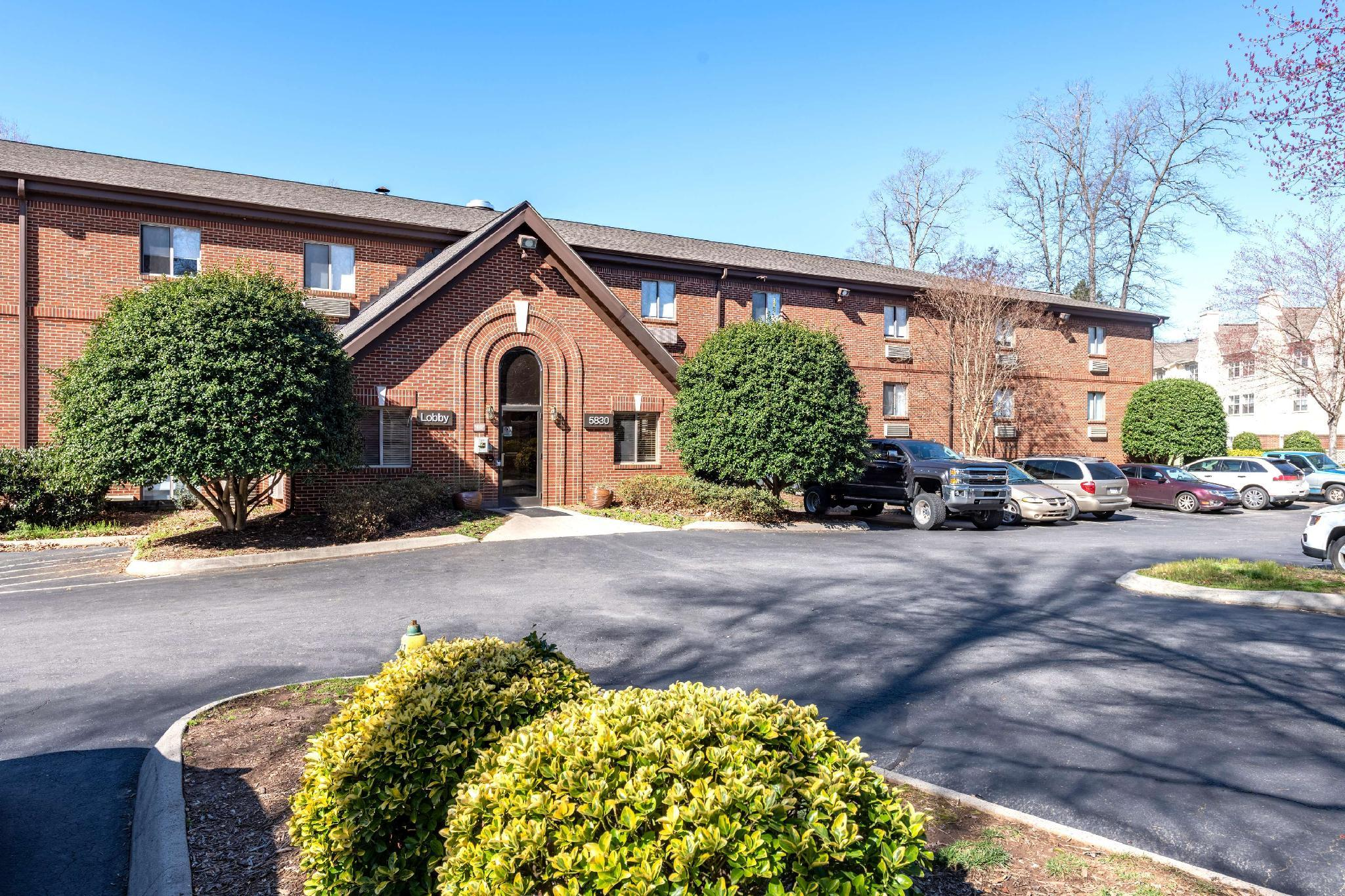 Extended Stay America   Charlotte   Tyvola Rd   Executive Park