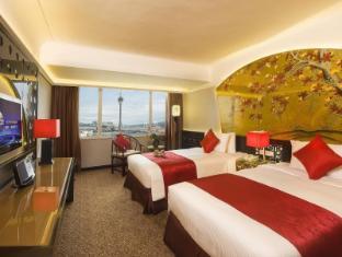 โรงแรมริเวียร่า มาเก๊า - ห้องพัก