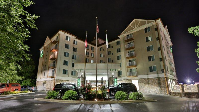 Holiday Inn Hotel And Suites Asheville   Downtown