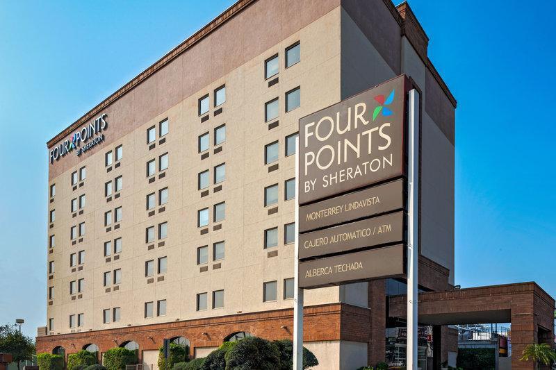 Four Points By Sheraton Monterrey Linda Vista