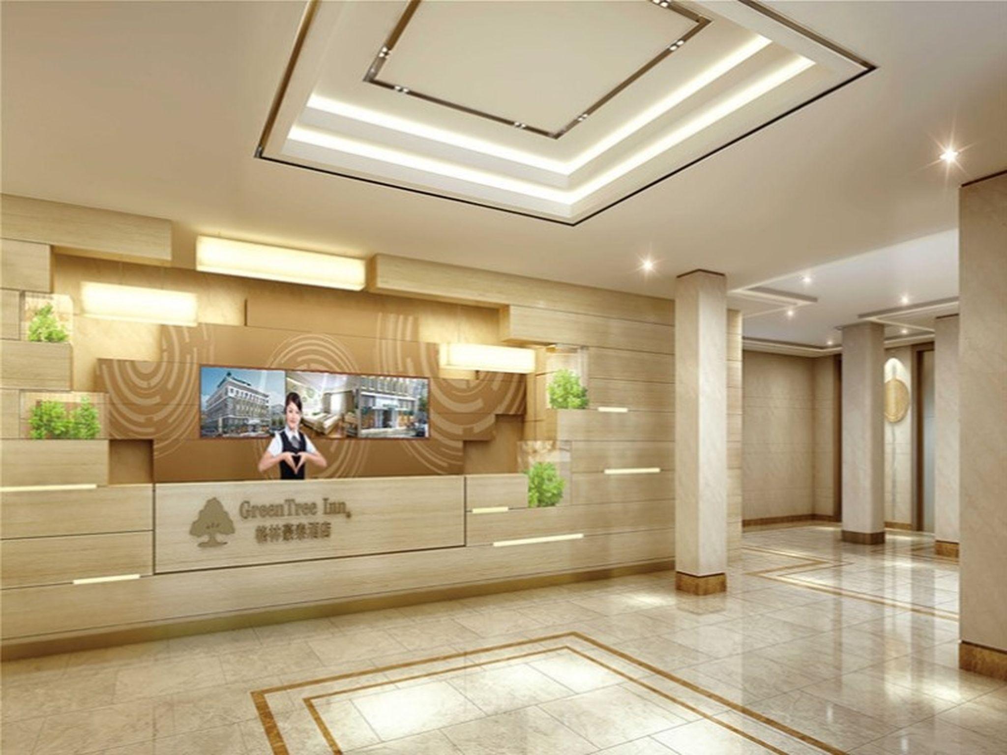 GreenTree Inn Wuxi Jiangyin High-speed Train Jinsanjiao Market Express Hotel