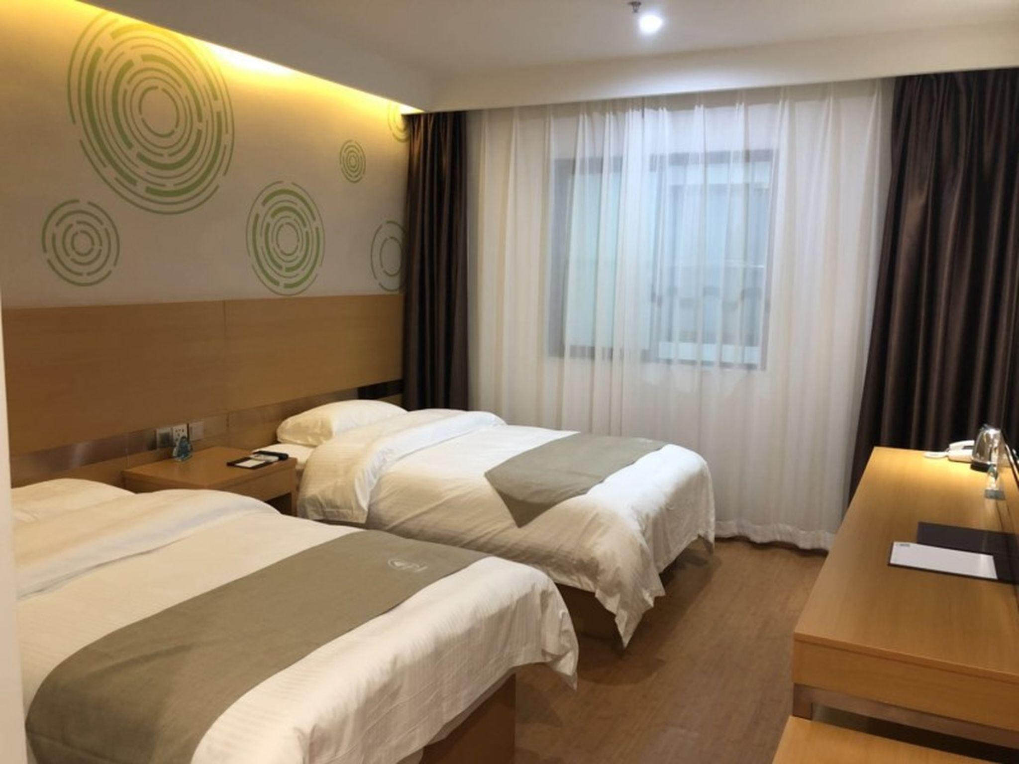 GreenTree Inn Xian Gaoling District Jingwei Industrial Zone Express Hotel