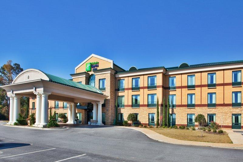 Holiday Inn Express Hotel And Suites Macon West