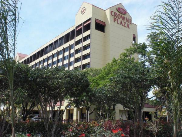 Crowne Plaza Hotel Houston Near Reliant Medical Center Houston