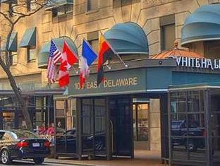 The Whitehall Hotel Chicago (IL) - Hotel Aussenansicht