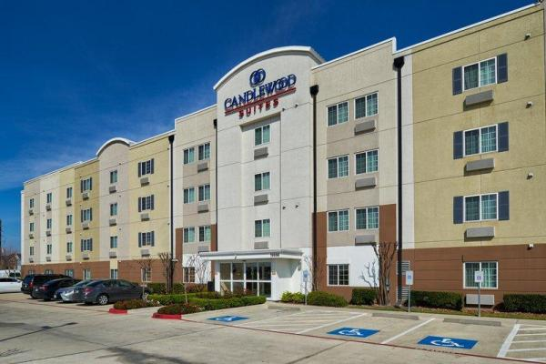 Candlewood Suites Houston Park Row Houston