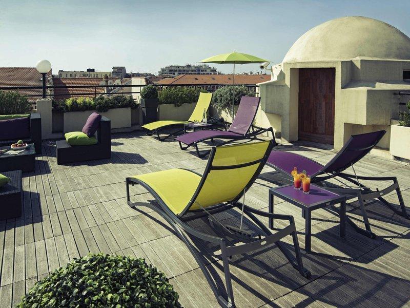 Mercure Nice Centre Grimaldi Hotel