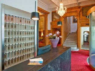 Schweizerhof Swiss Quality Hotel Санкт-Моріц - Рецепція