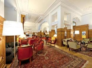Schweizerhof Swiss Quality Hotel Saint Moritz - Lobi