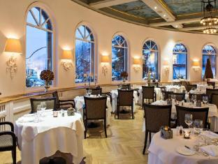 Schweizerhof Swiss Quality Hotel Санкт-Моріц - Ресторан