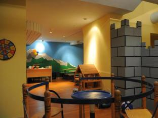 Schweizerhof Swiss Quality Hotel Saint Moritz - Kelab Kanak-kanak