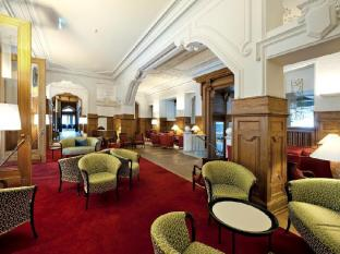 Schweizerhof Swiss Quality Hotel Санкт-Моріц - Фойє