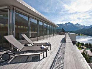 Schweizerhof Swiss Quality Hotel Санкт-Моріц - Спа-центр