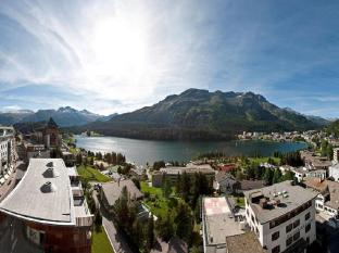 Schweizerhof Swiss Quality Hotel Saint Moritz - Pandangan