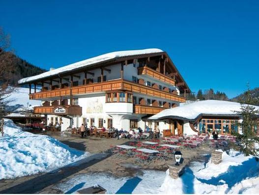 Hotel Gasthof Nutzkaser